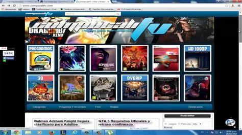 Como descargar Juegos para PC/PS3/XBOX/PSP (GRATIS) 2017 ...