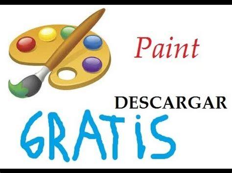 Como Descargar Paint | Windows 7 | Gratis Full   YouTube