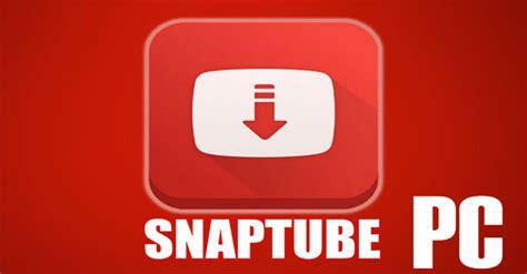 Cómo descargar Snaptube para Pc   Snaptubicos