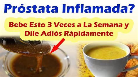 COMO DESINFLAMAR LA PRÓSTATA NATURALMENTE Remedios Caseros ...