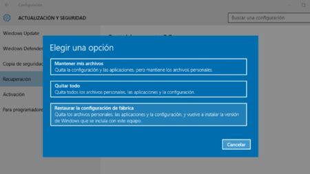 Cómo desinstalar Windows 10 y regresar a Windows 7 o ...