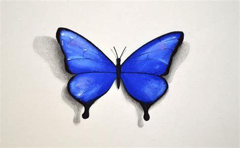 Cómo dibujar con pastel: Una mariposa   Arte Divierte ...