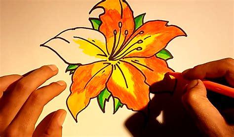 Como dibujar dibujos de flores faciles de hacer   Rosas ...