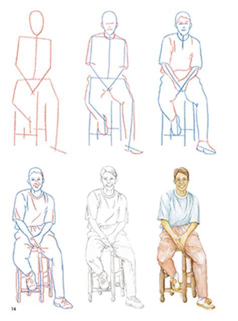 Cómo dibujar la figura humana en sencillos pasos ...