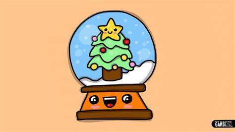 Cómo dibujar una Bola de Navidad   Dibujos Navideños ...