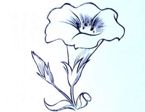 Cómo dibujar una flor de forma fácil   unComo