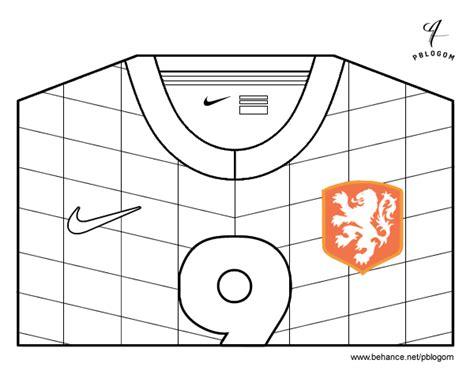 Como dibujar una playera de futbol - Imagui