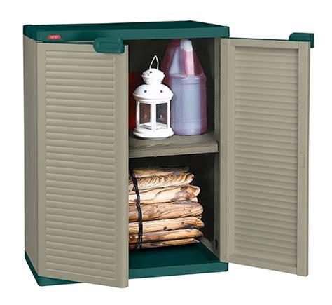 Cómo elegir armarios de exterior - Leroy Merlin