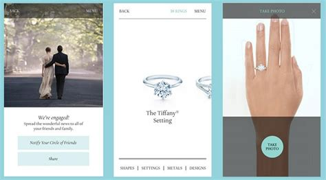 ¿Cómo elegir tu anillo de compromiso con Tiffany & Co ...