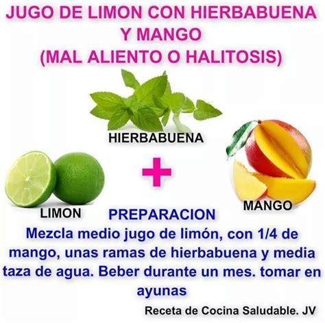 Cómo eliminar el mal aliento o halitosis de forma natural