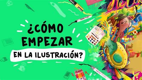¿Cómo empezar en la ilustración? y Curso de Illustrator ...