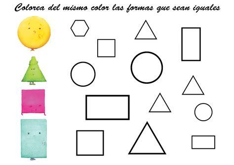 ¿Cómo enseñar en preescolar las figuras geométricas?