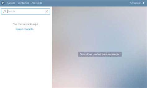Cómo entrar a Telegram desde el PC   Recursos Prácticos