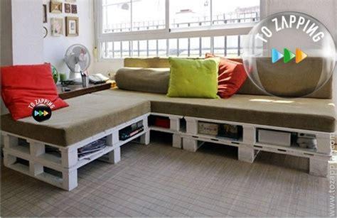 Cómo fabricar un sofá de palets   Tozapping.com