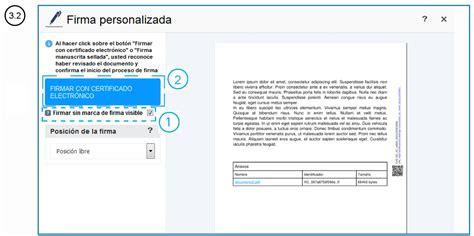 ¿Cómo firmar electrónicamente un documento PDF?