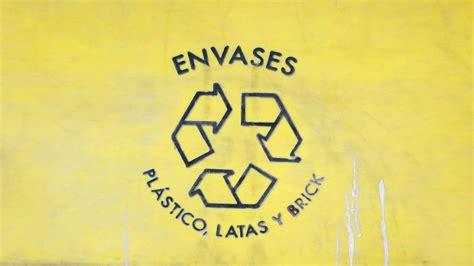 ¿Cómo funciona el reciclaje en España?   Vivir sin plástico