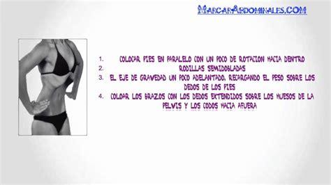 Como Hacer Abdominales Hipopresivos |Para Quien No Le ...