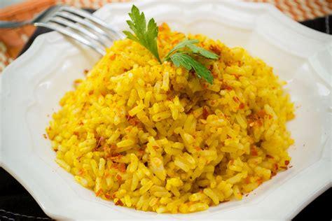 Como hacer arroz al curry en pocos minutos: fácil y sano