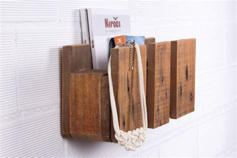 Cómo hacer estanterías de madera para libros con palets ...
