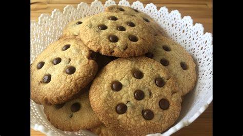 Como hacer galletas de chocolate. Faciles y rapidas   YouTube