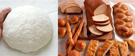 Como hacer masa para pan salado