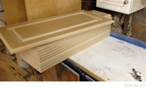 Como hacer moldura en tablero de mdf para puertas de ...