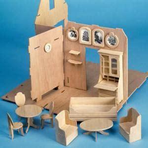 Cómo hacer muebles de cartón para muñecas: patrones ...