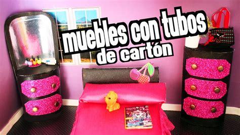 Cómo hacer muebles de dormitorio para tu muñeca con ...