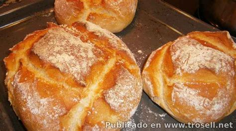 Como hacer pan casero: Receta paso a paso - 3 de Noviembre ...