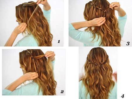 Como hacer peinados recogidos fáciles paso a paso | Tips ...