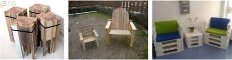 Cómo hacer sillas y asientos con palets de madera ...