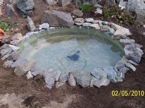 Cómo hacer tu propio estanque en el jardín