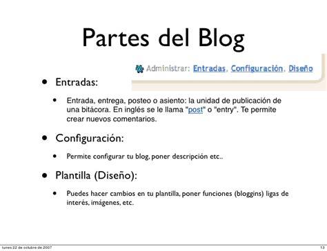 Cómo hacer un blog en Blogger