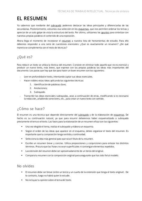 Como Hacer Un Resume Para Trabajo | inyes-latino.com