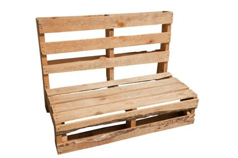 Como hacer un sillon o banco con pallets reciclados - Como ...