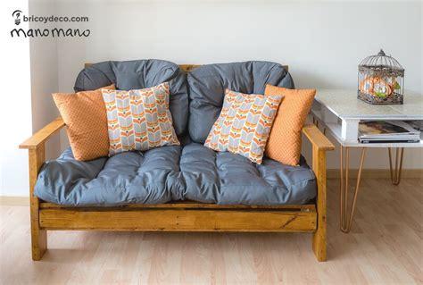 Cómo hacer un sofá con palets: tutorial paso a paso