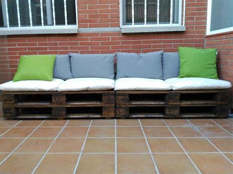 ¿Cómo hacer un sofá de palets reclinable? - Leroy Merlin