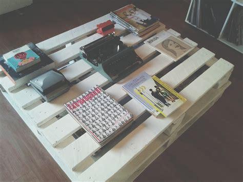 Cómo hacer una mesa de centro con palets – ES MI FIESTA