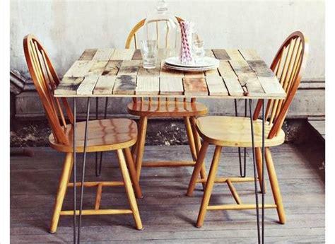 Cómo hacer una mesa de comedor de palets paso a paso – I ...