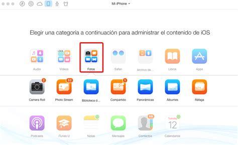Cómo Importar Fotos del iPhone al PC
