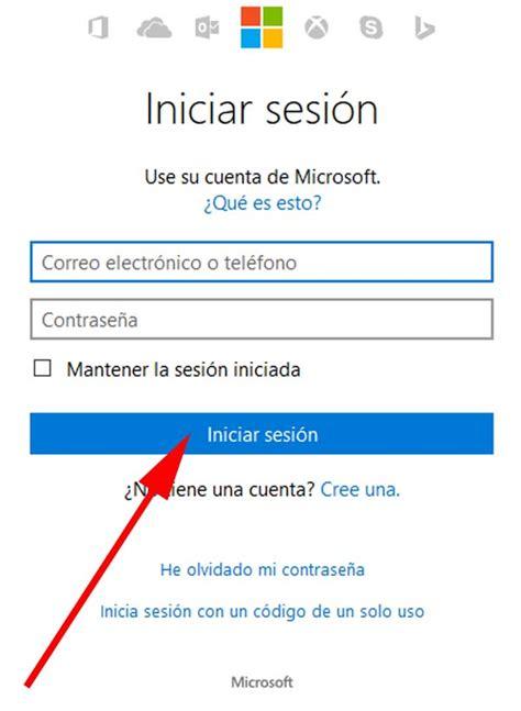 Cómo ingresar a mi cuenta de Hotmail - Recursos Prácticos