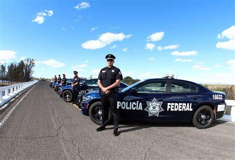¿Cómo ingresar en la Policia Federal de Mexico ...