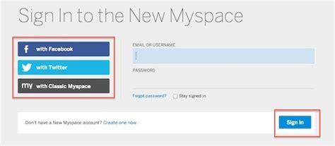 Como iniciar sesion en MySpace   Como Iniciar Sesion en