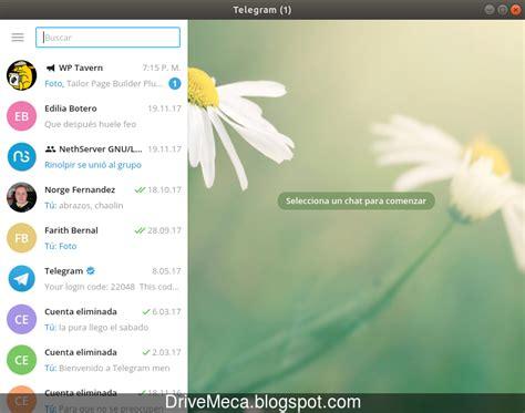 Como instalar Telegram Desktop en Linux Ubuntu paso a paso ...