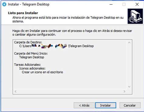 Cómo instalar Telegram en mi PC - Recursos Prácticos