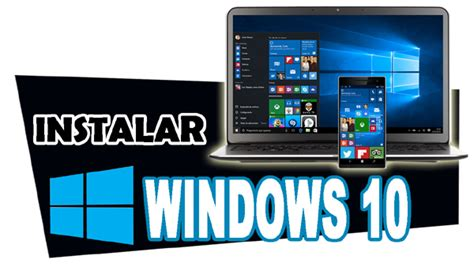 Cómo instalar Windows 10 - tuexperto.com