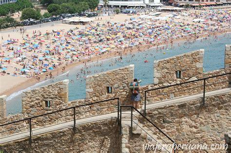 Cómo llegar a la Costa Brava desde Barcelona | Viajera Peruana
