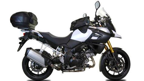 Como llevar equipaje en una moto para viajes largos