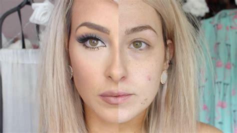 Como maquillarse correctamente el rostro paso a paso ...