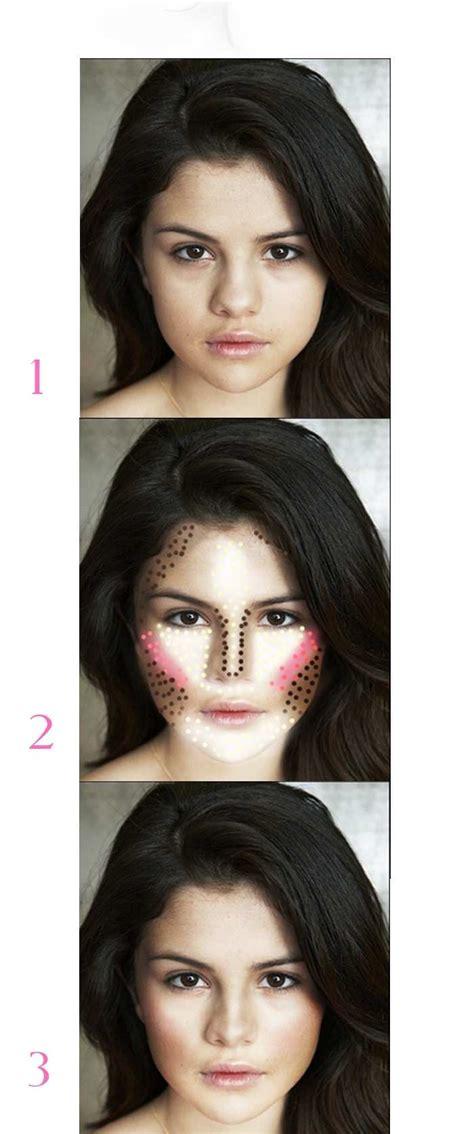 Como maquillarse según el rostro